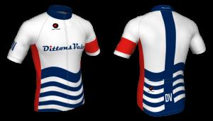 continental jersey men