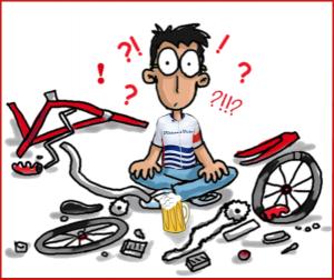 bike in bits